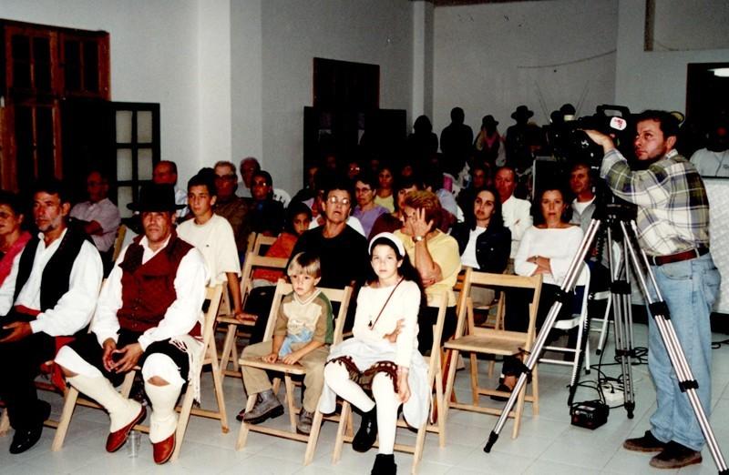 Fiestas a La virgen del Rosario en el Mojón III