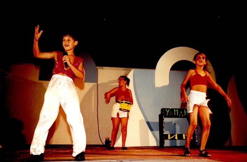 Fiestas en Argana Alta 2001 IV