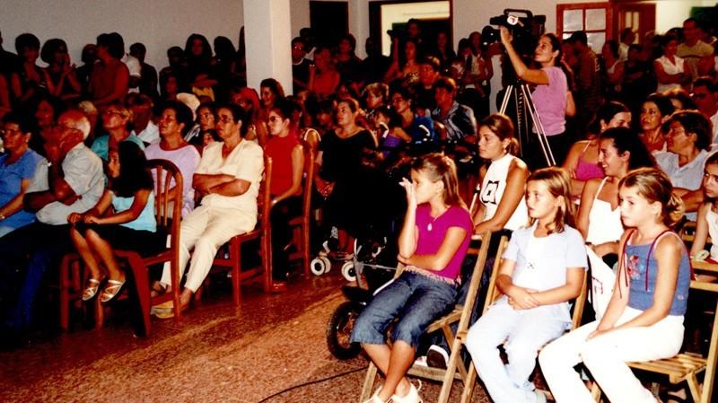 "Las fiestas ""Aguapata 2001"" III"
