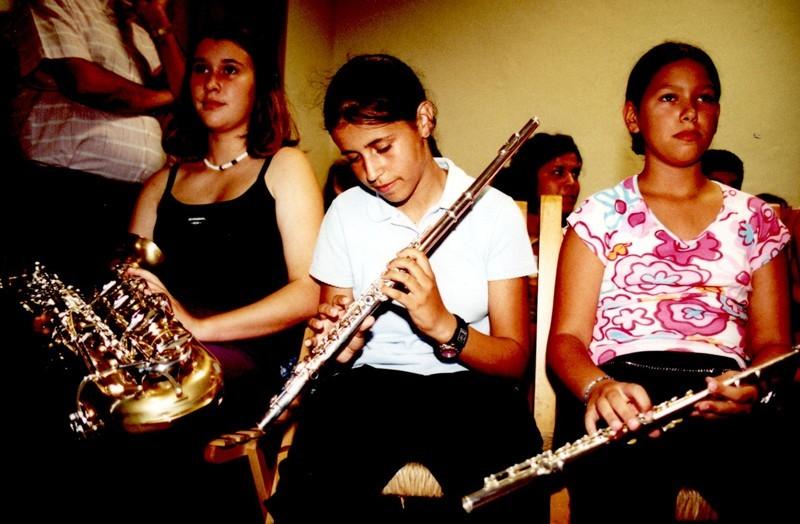 Banda Municipal de San Bartolomé III