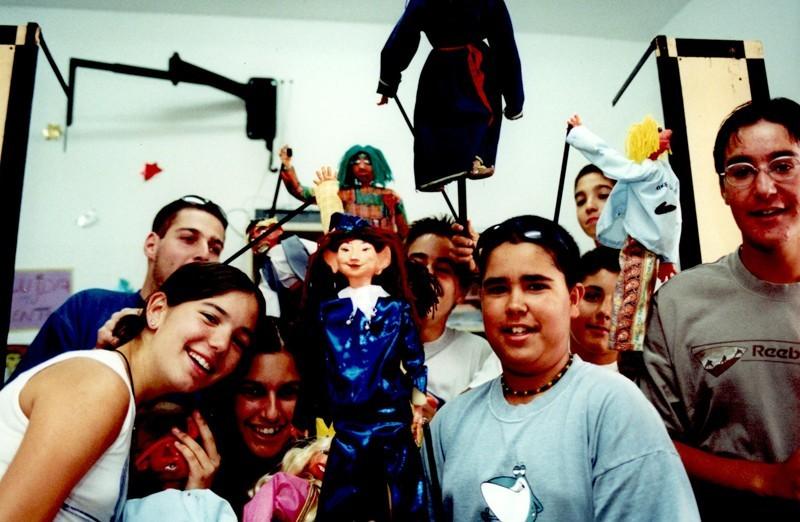 Fiestas de la Magdalena y Sagrado Corazón en Conil 2001 V