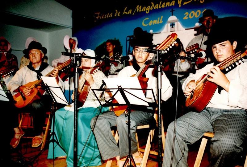 Fiestas de la Magdalena y Sagrado Corazón en Conil 2001 VI
