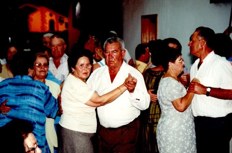 Fiestas de la Magdalena y Sagrado Corazón en Conil 2001 VIII