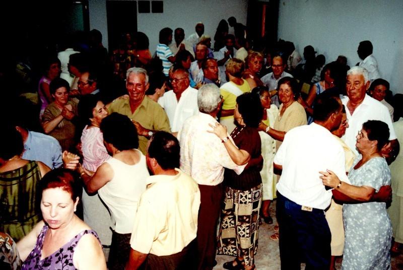 Fiestas de la Magdalena y Sagrado Corazón en Conil 2001 IX