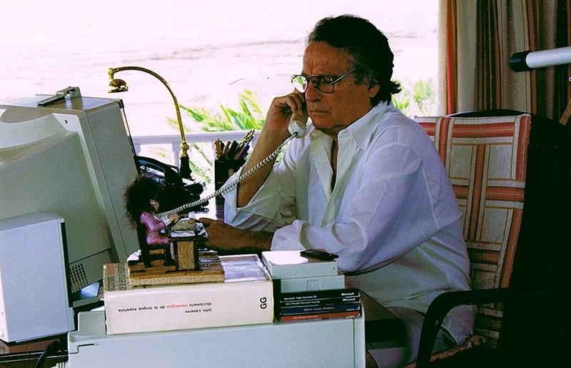 Alberto Vázquez Figueroa IV
