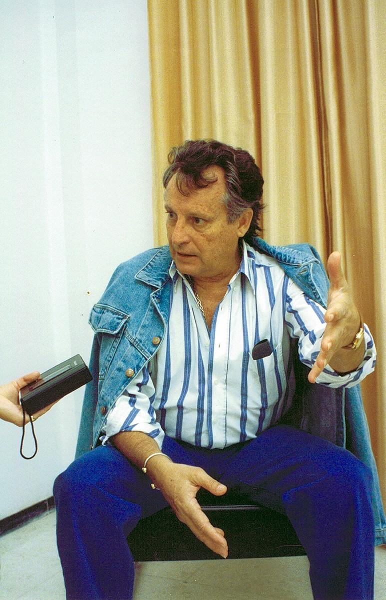 Alberto Vázquez Figueroa VI
