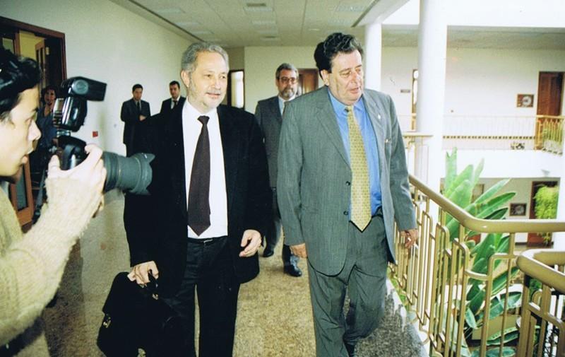 Enrique Pérez Parrilla y Adán Martín I