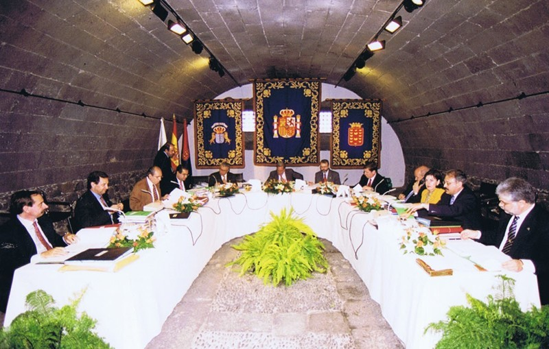 Consejo de Gobierno de Canarias I