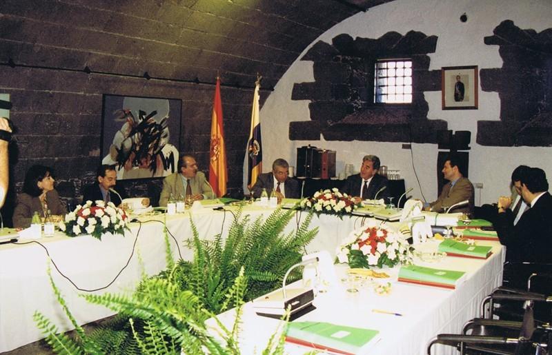 Consejo de Gobierno de Canarias II