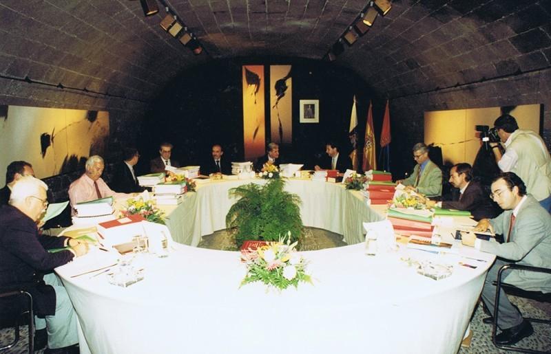 Consejo de Gobierno de Canarias IV