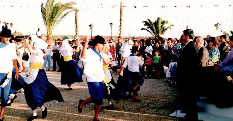 Fiestas de San Luis Gonzaga en Las Breñas I