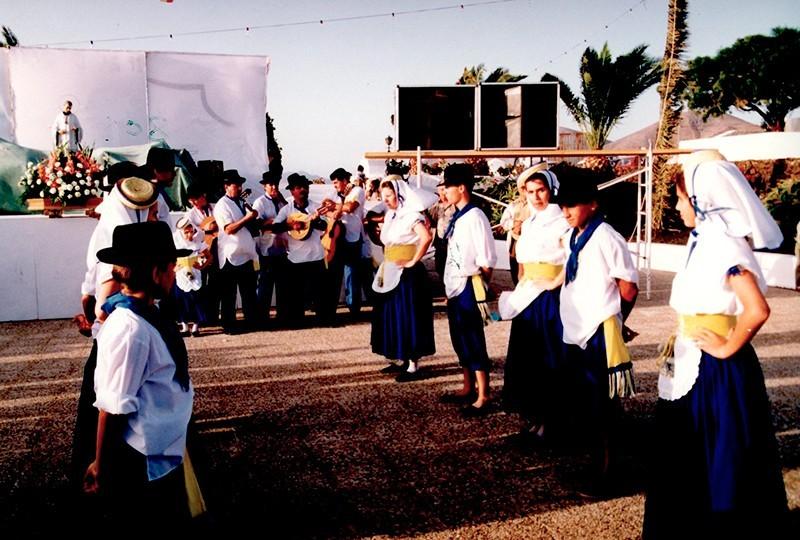 Fiestas de San Luis Gonzaga en Las Breñas II