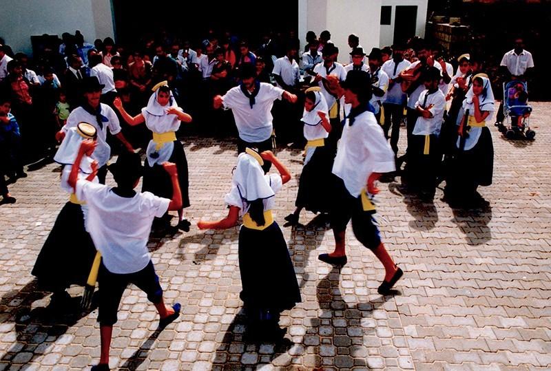 Fiestas de San Luis Gonzaga en Las Breñas III
