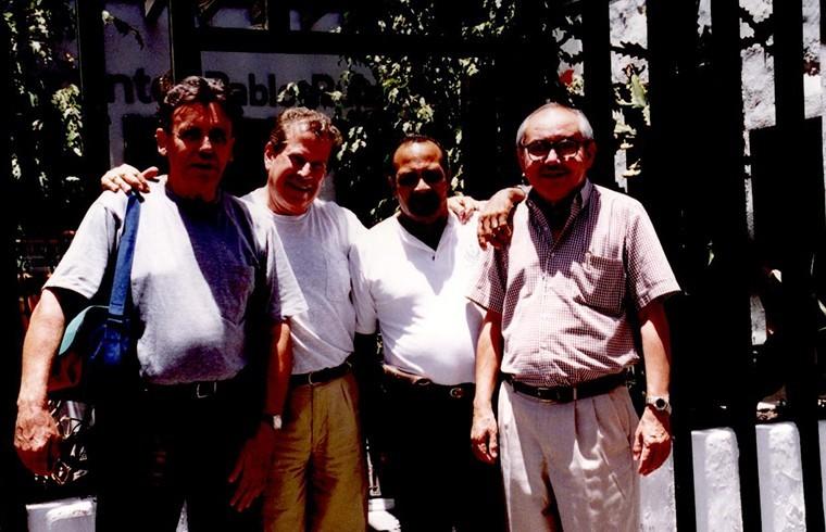 Grupo Tres más Cuatro I