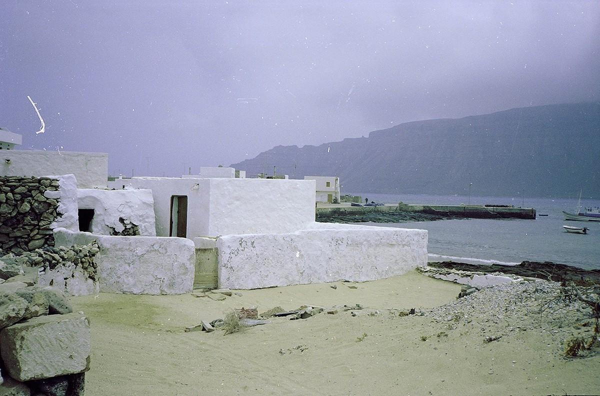 Arquitectura tradicional de La Graciosa IV