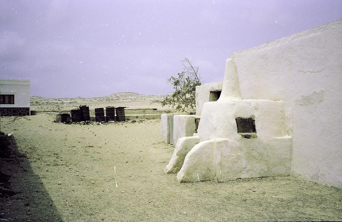 Arquitectura tradicional de La Graciosa V