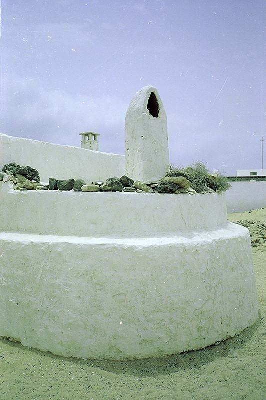 Arquitectura tradicional de La Graciosa VI