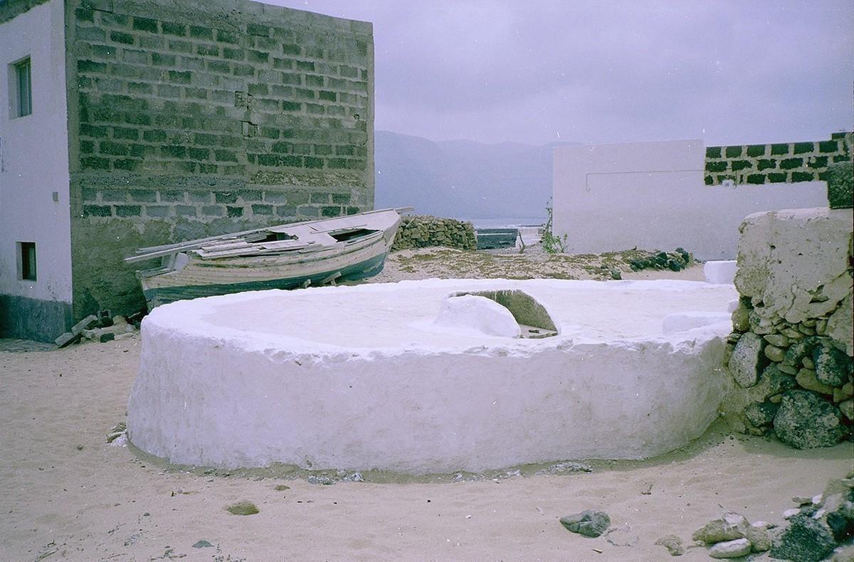 Arquitectura tradicional de La Graciosa VII