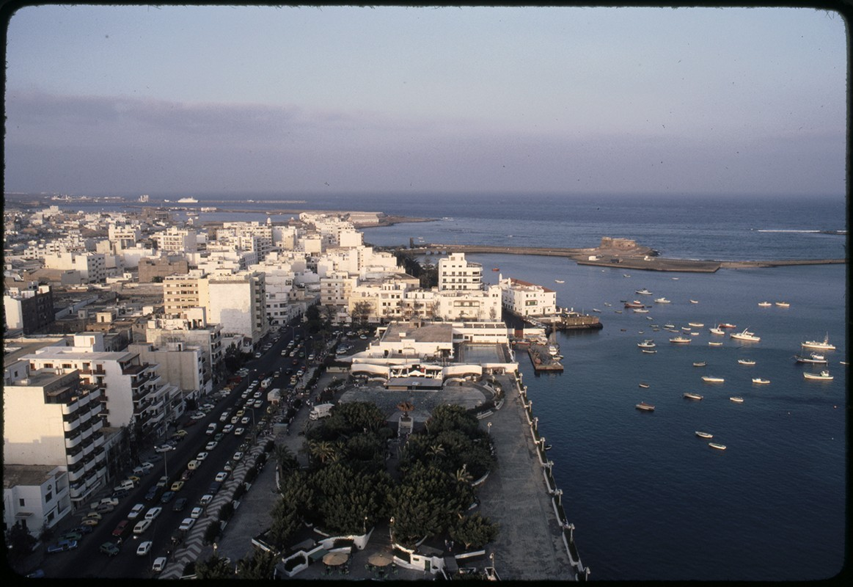Vista desde el Gran Hotel III