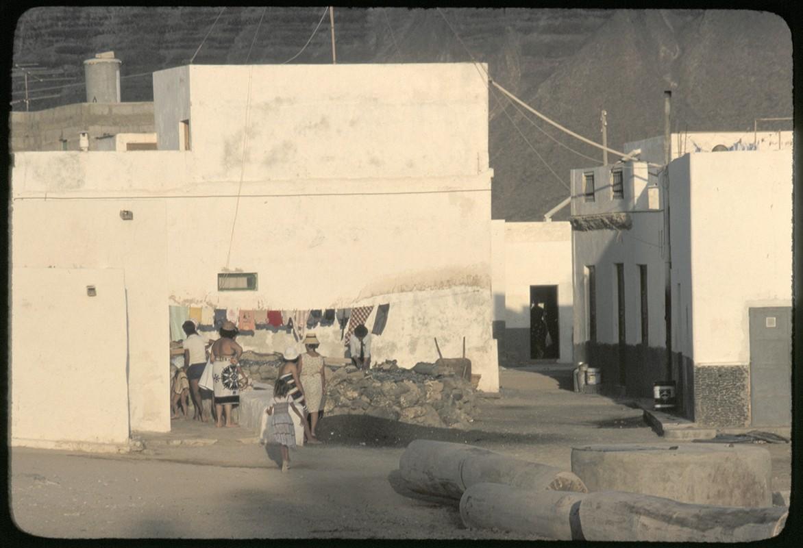 Vecinos de Caleta de Sebo I