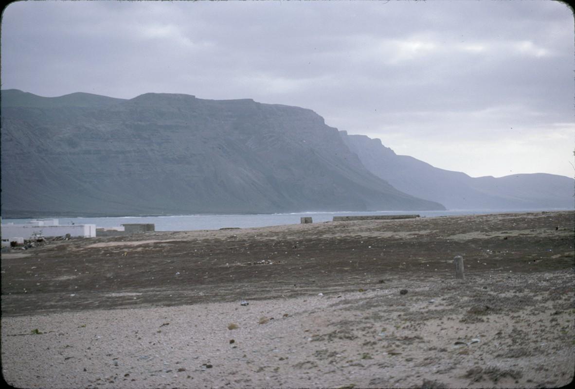 Vista de Caleta de Sebo VII
