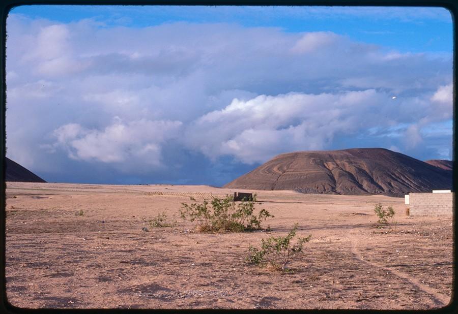 Vista de Caleta de Sebo VIII