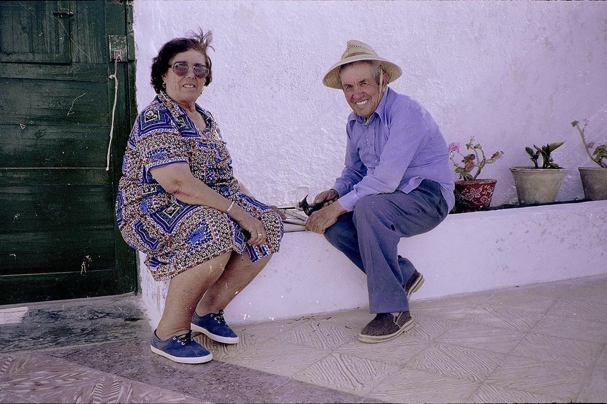 Jorge Toledo y doña Nieves II