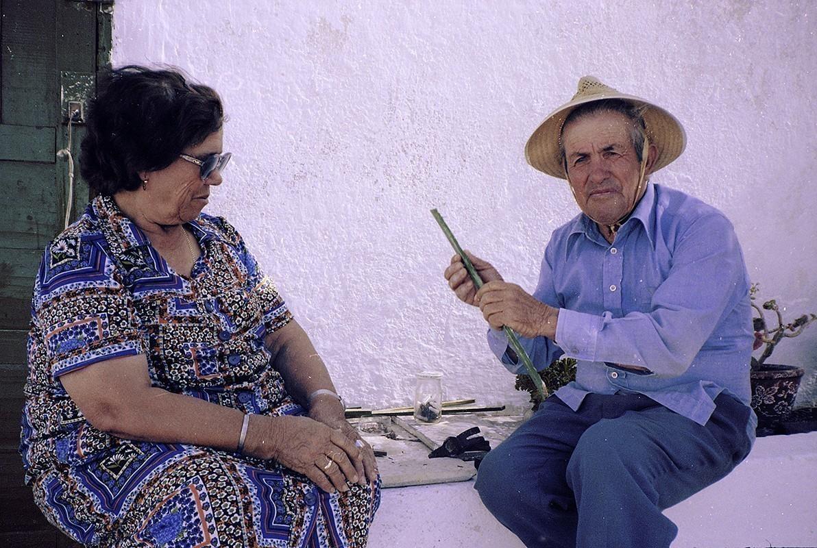 Jorge Toledo y doña Nieves III