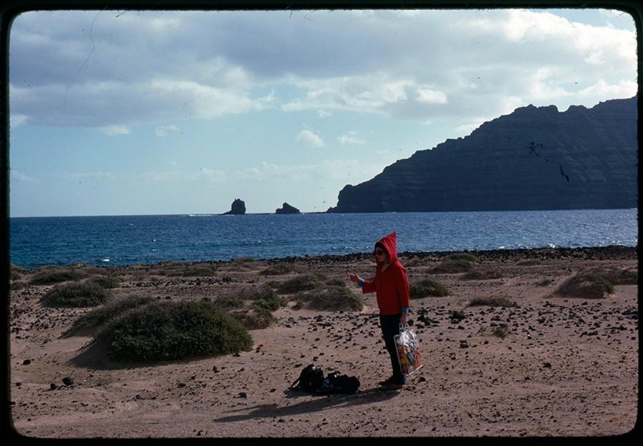 Caminando para Pedro Barba