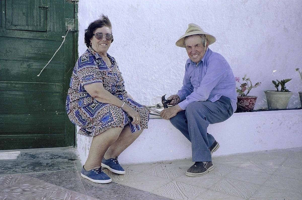 Jorge Toledo y doña Nieves IV