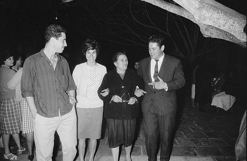 Familia de Encarnación Rodríguez