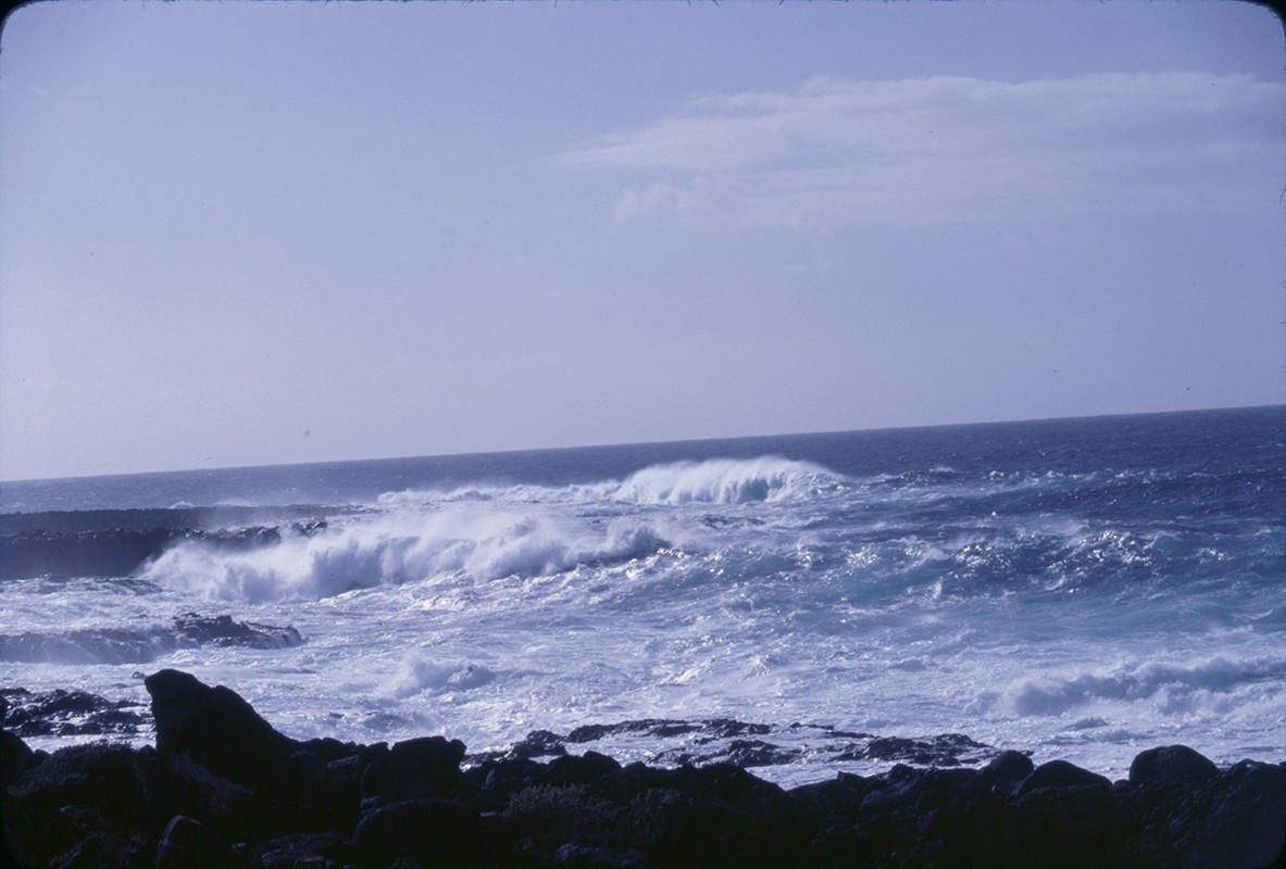 Costa norte de La Graciosa III