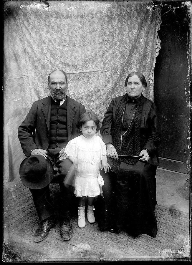 Marcial Armas y María Candelaria