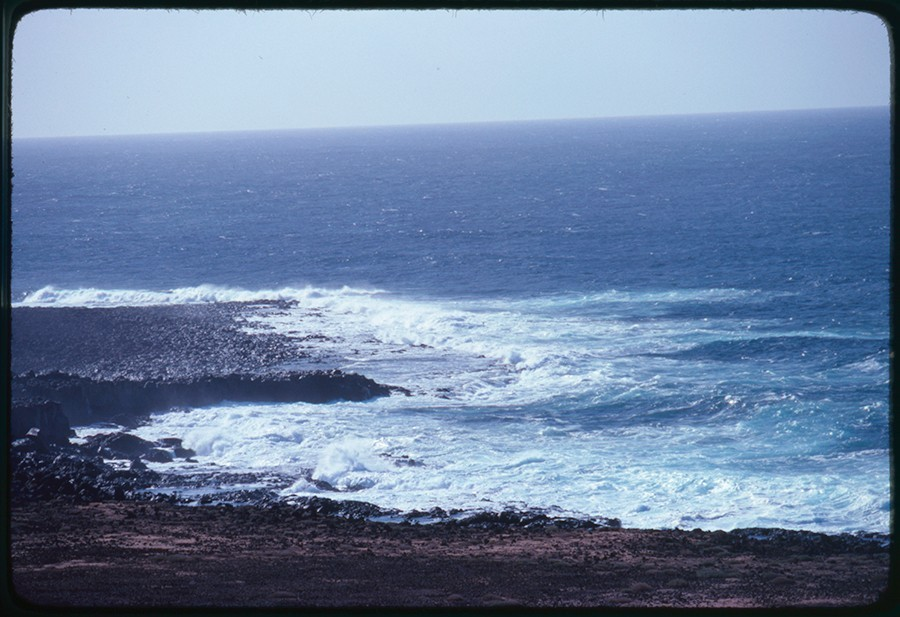 Costa norte de La Graciosa V