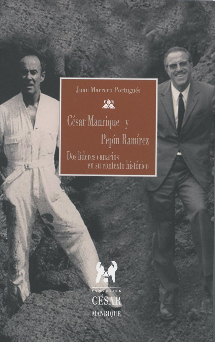 César Manrique y Pepín Ramírez