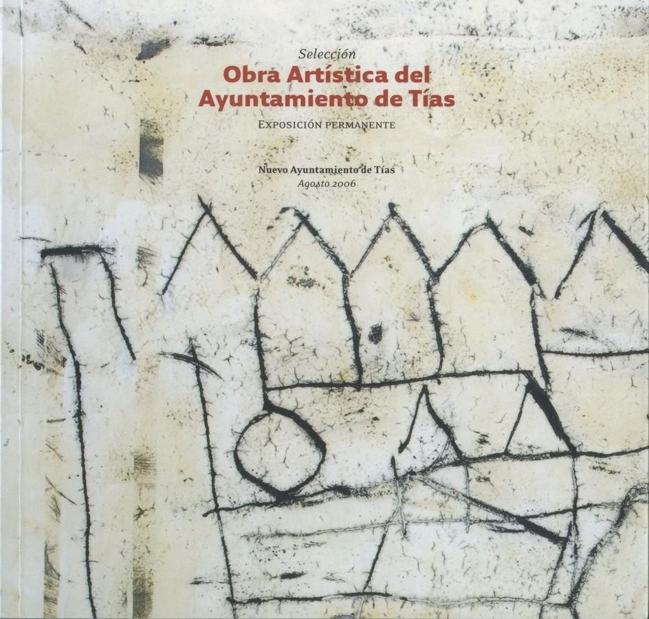 Obra artística del Ayuntamiento de Tías