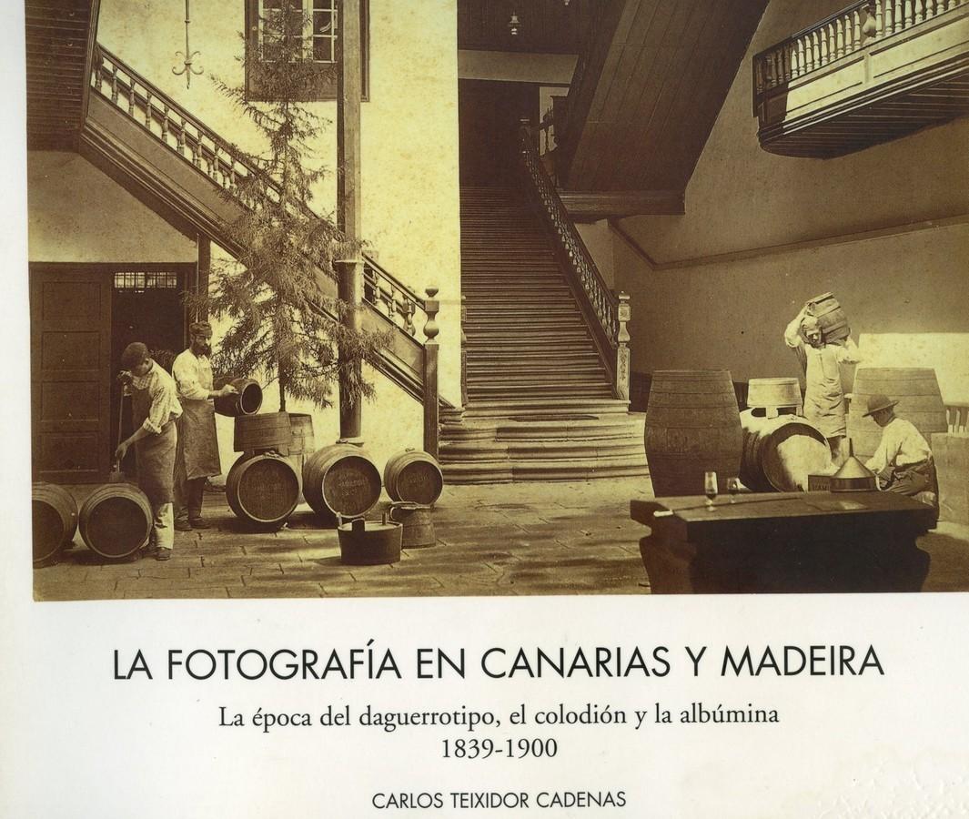 La fotografía en Canarias y Madeira