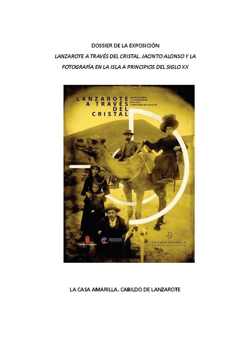 Dosier sobre Jacinto Alonso Martín