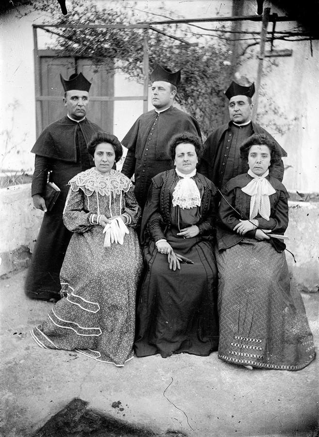 Párrocos y familia