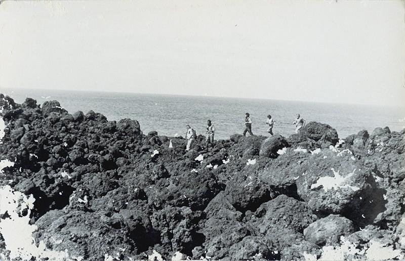 Rodaje de La isla misteriosa II