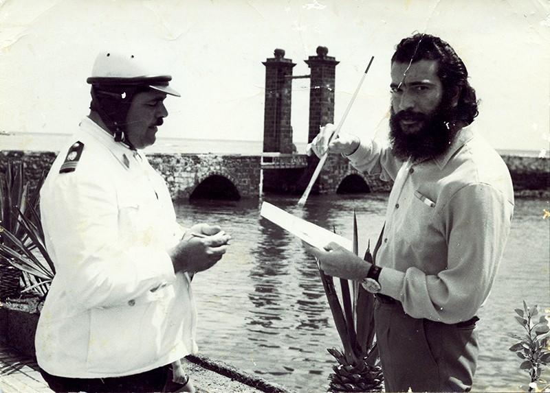 Heraclio Niz y Julio Viera