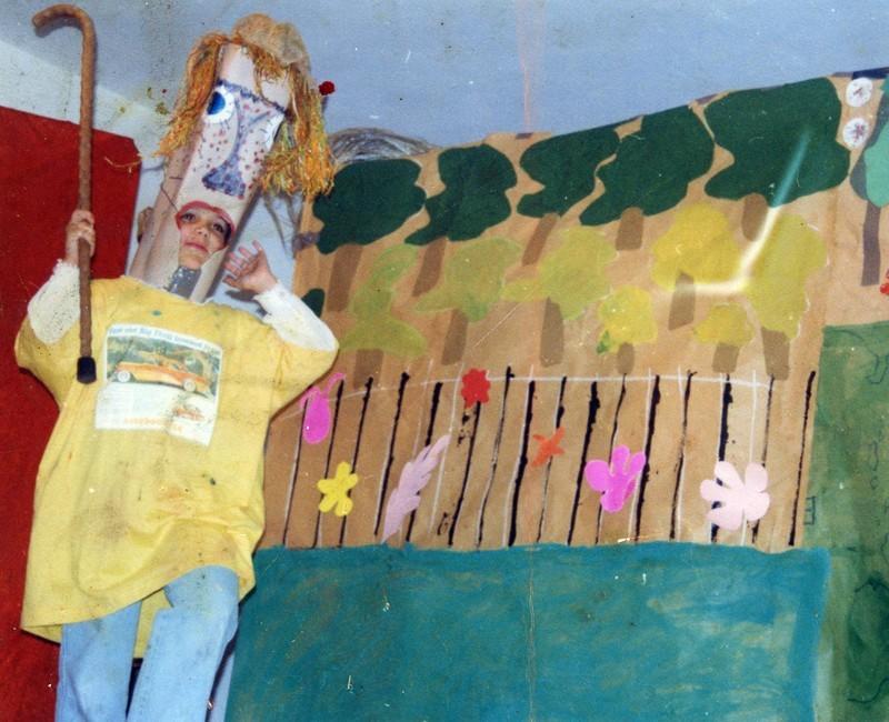 Representación teatral en la escuela II