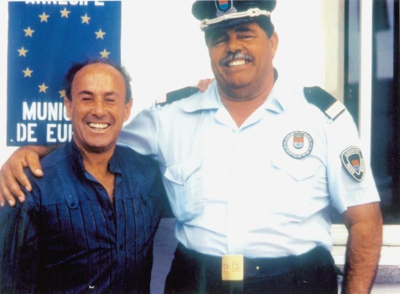 Heraclio Niz y César Manrique