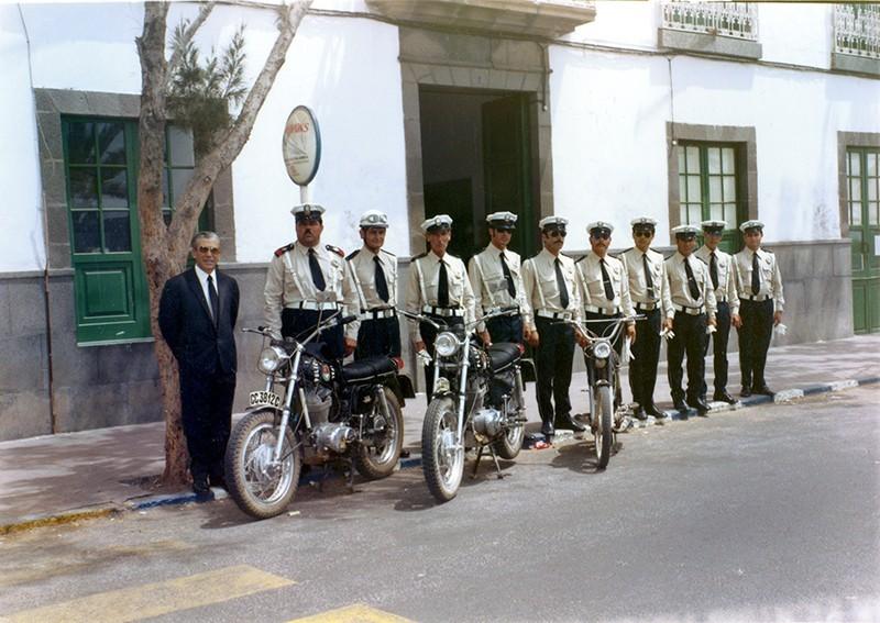 Policías locales de Arrecife IV