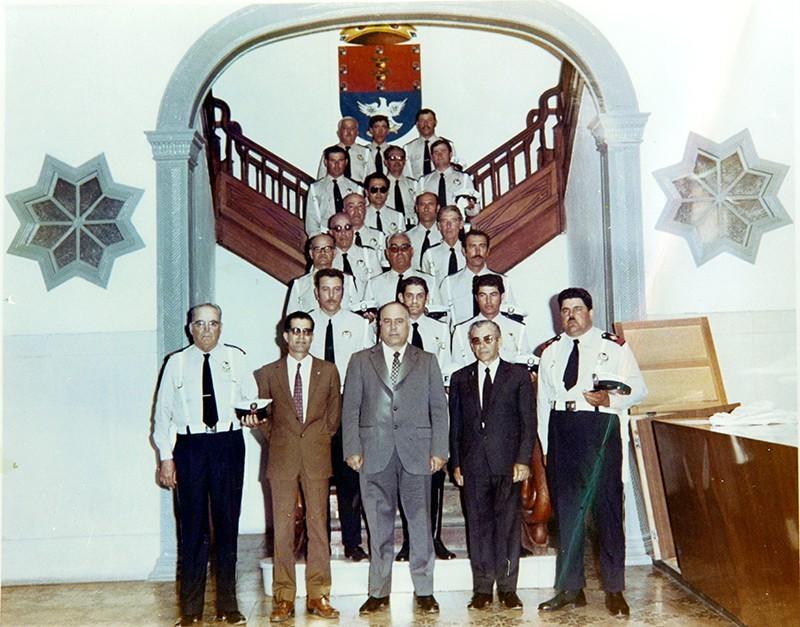 Policías locales de Arrecife III