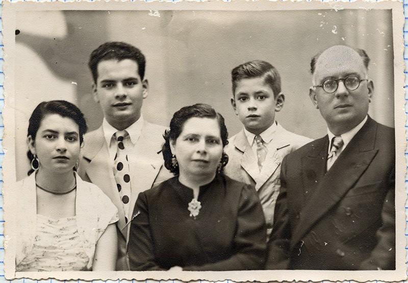 Familia Ferrer Bermúdez