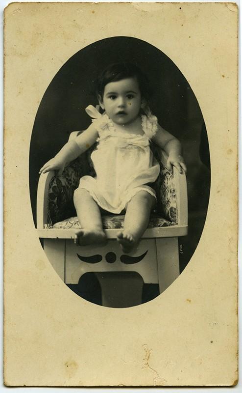 Retrato de Leopoldo Díaz Martín