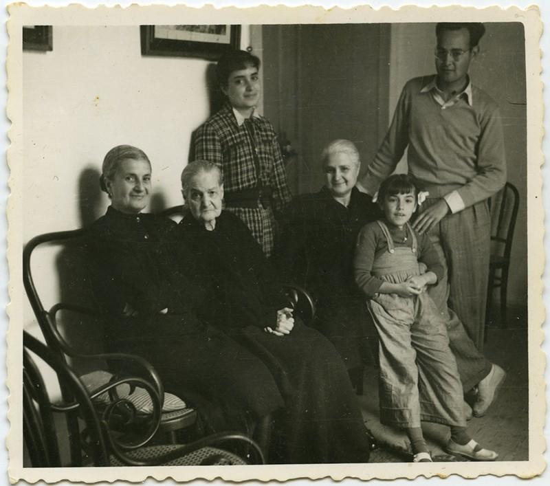 Familia Lorenzo Quintana