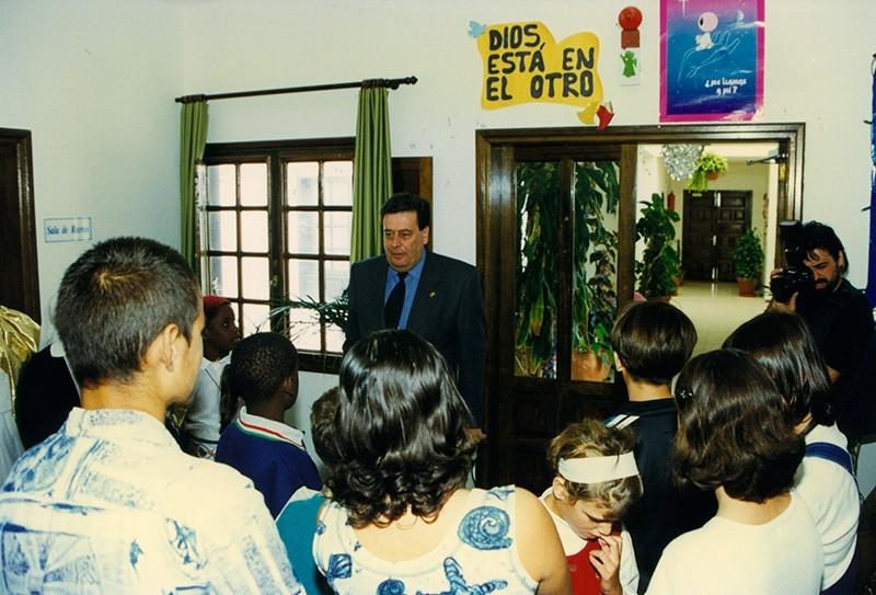 Centro Hogar de Menores de Tinajo III
