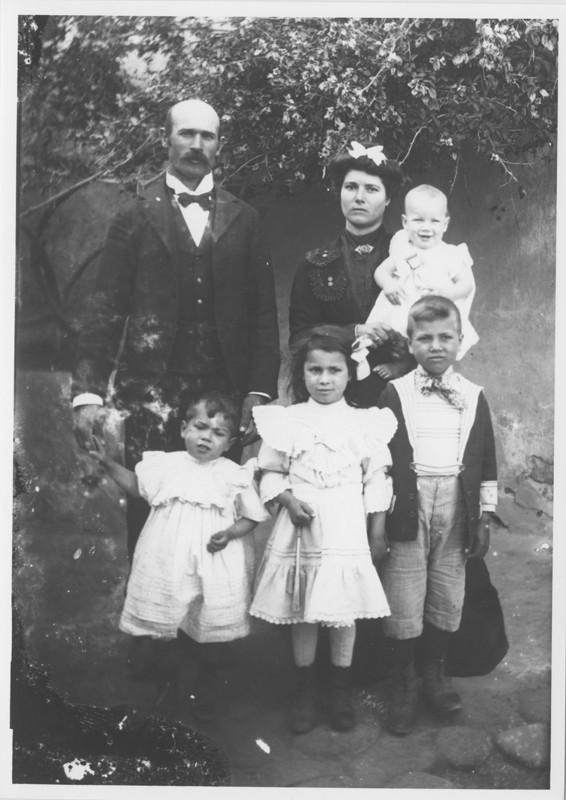 Familia no identificada